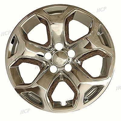 "11-14 Ford Edge 18"" Chrome Wheel Skin"