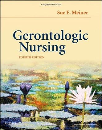 Gerontologic Nursing, 4e