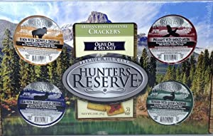 Hunters Reserve Wild Game Cheese Spread Variety Gift Box