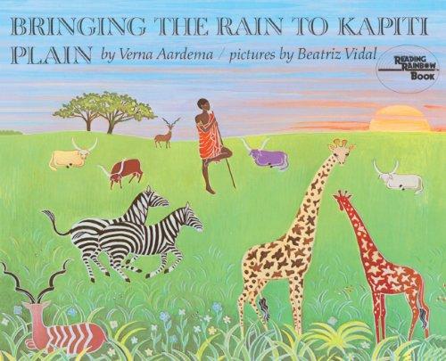 Bringing The Rain To Kapiti Plain (Turtleback School & Library Binding Edition) (Reading Rainbow Book)
