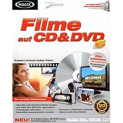 Cover: Magix Filme auf CD und DVD 6