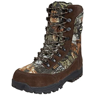 LaCrosse Mens 8 Silencer HD Hunting Boot by LaCrosse