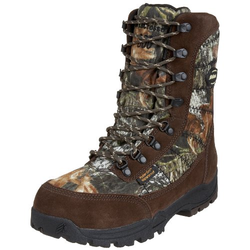 Lacrosse men s 8 silencer hd hunting boot mossy oak break for Best fishing boots
