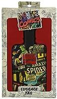 Retro Marvel Comics Luggage Tag
