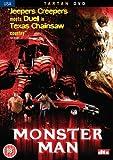 Monster Man packshot