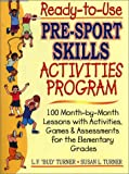 img - for Ready-To-Use Pre-Sport Skills Activities Program book / textbook / text book