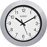 La Crosse Technology 10 Inch Plastic Analog Wall Clock - WT-3102S