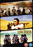 The Magnificent Seven/The Big Country/The Long Riders [DVD]