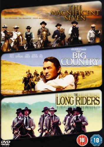Western Classics Triple (the Magnificent Seven/the [DVD]