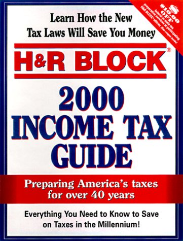 hr-block-2000-income-tax-guide-preparing-americas-taxes-for-over-40-years