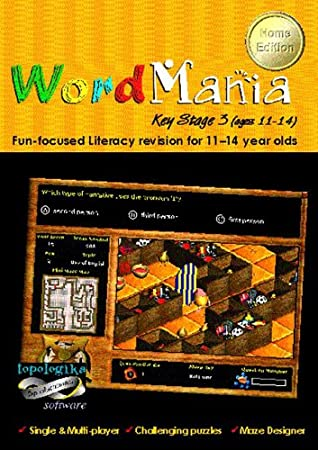 WordMania 11-14 (KS3) Home Edition