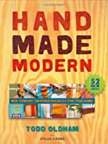 Free Handmade Modern: Mid-Century Inspired Projects for Your Home Ebook & PDF Download