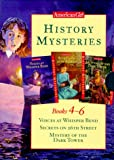 American Girl History Mysteries: Books 4-6 Voices at Whisper Bend/Secrets on 26th Street/Mystery of the Dark Tower (1584851899) by Jones, Elizabeth McDavid
