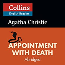 Appointment with Death: B2 (Collins Agatha Christie ELT Readers) Audiobook by Agatha Christie Narrated by Roger May