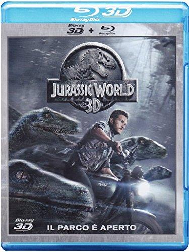 Jurassic World (Blu-Ray 3D + Blu-Ray)