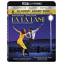 La La Land [4K Ultra HD + Blu-ray]