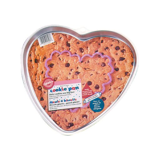 Giant Heart Cookie Pan Wilton