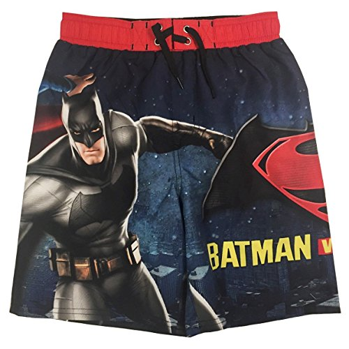 Batman v Superman Boys' Swim Trunk