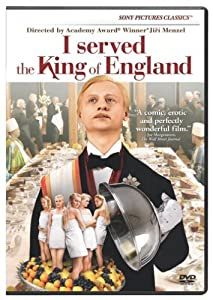 "Cover of ""I Served the King of England"""