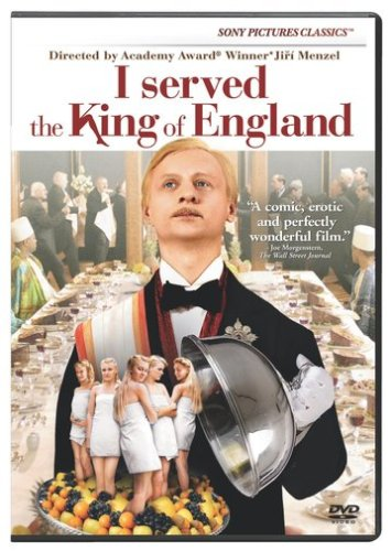 Cover art for  I Served the King of England