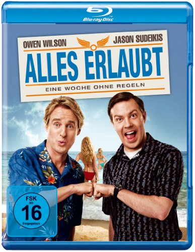 Alles erlaubt - Eine Woche ohne Regeln - Extended Cut (inkl. Digital Copy) [Blu-ray]