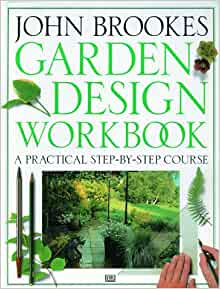 John brookes garden design workbook john for Garden design amazon