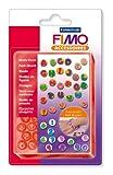 Staedtler 872507  - Fimo - Moldes de figuras, diseo de letras y nmeros