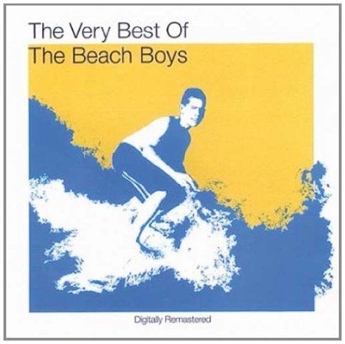 The Very Best of the Beach Boys artwork