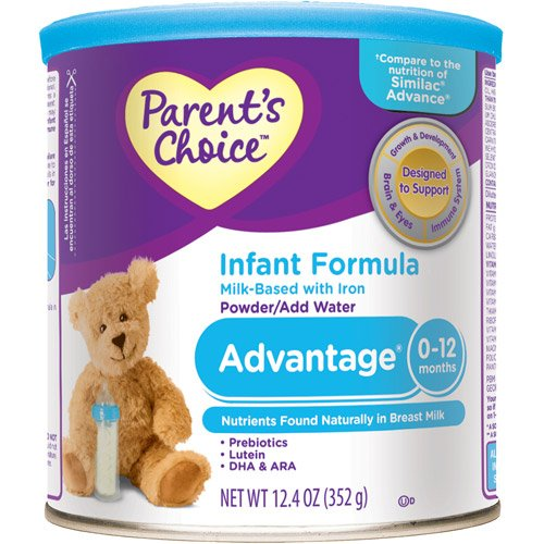 Parent\'s Choice - Advantage Infant Formula, 12.4 - 1