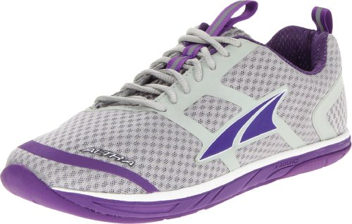 Altra Women's The Provisioness 1.5 Running Shoe,Grey/Pansy,9.5 D US