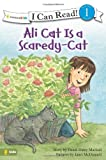 img - for Ali Cat Is a Scaredy-Cat (I Can Read! / Ali Cat Series) book / textbook / text book