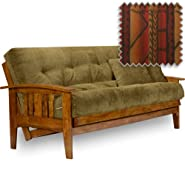 Westfield Futon Set w/ Dakota Cover