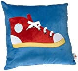 Olive Kids Game On 16-inch by 16-inch Plush Pillow