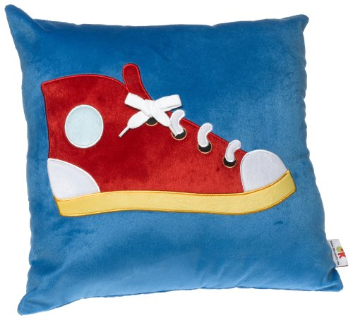 Olive Kids Game On 16-Inch By 16-Inch Plush Pillow front-941691