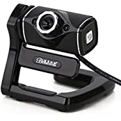Bluelover Webcam Computer Camera PC Cam Free Driver UVC HD Desktop Notebook Computers Video Camera Web Camera...