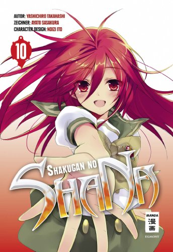 Shakugan no Shana, Band 10