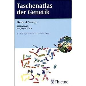 Taschenatlas der Genetik