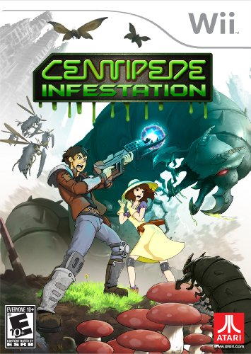 Centipede: Infestation - Nintendo Wii (Centipede Game compare prices)