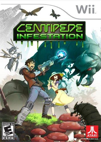 Centipede: Infestation - Nintendo Wii - 1