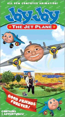 Jay Jay the Jet Plane - Good Friends Forever [VHS]