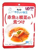 キューピー やさしい献立 赤魚と根菜の煮つけ 80g