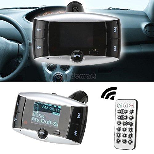 Show wish LCD Car Kit MP3 Bluetooth Player FM Transmitter Mo