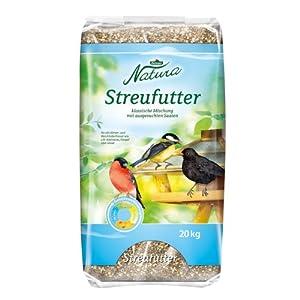 Dehner Natura Streufutter, 20 kg