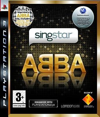 SingStar ABBA from Sony
