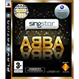 SingStar ABBA - PlayStation Eye Enhanced (PS3)by Sony Computer...