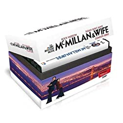 McMillan & Wife Complete Series