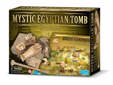 Dig and Play Egyptian Tomb