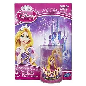 Disney Pop-Up Magic Enchanted Mini Game Featuring Rapunzel