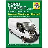 Ford Transit Diesel Owner's Workshop Manual: 2006 - 2013