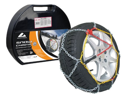 Automax Snow Chains With Ice Traction Aid